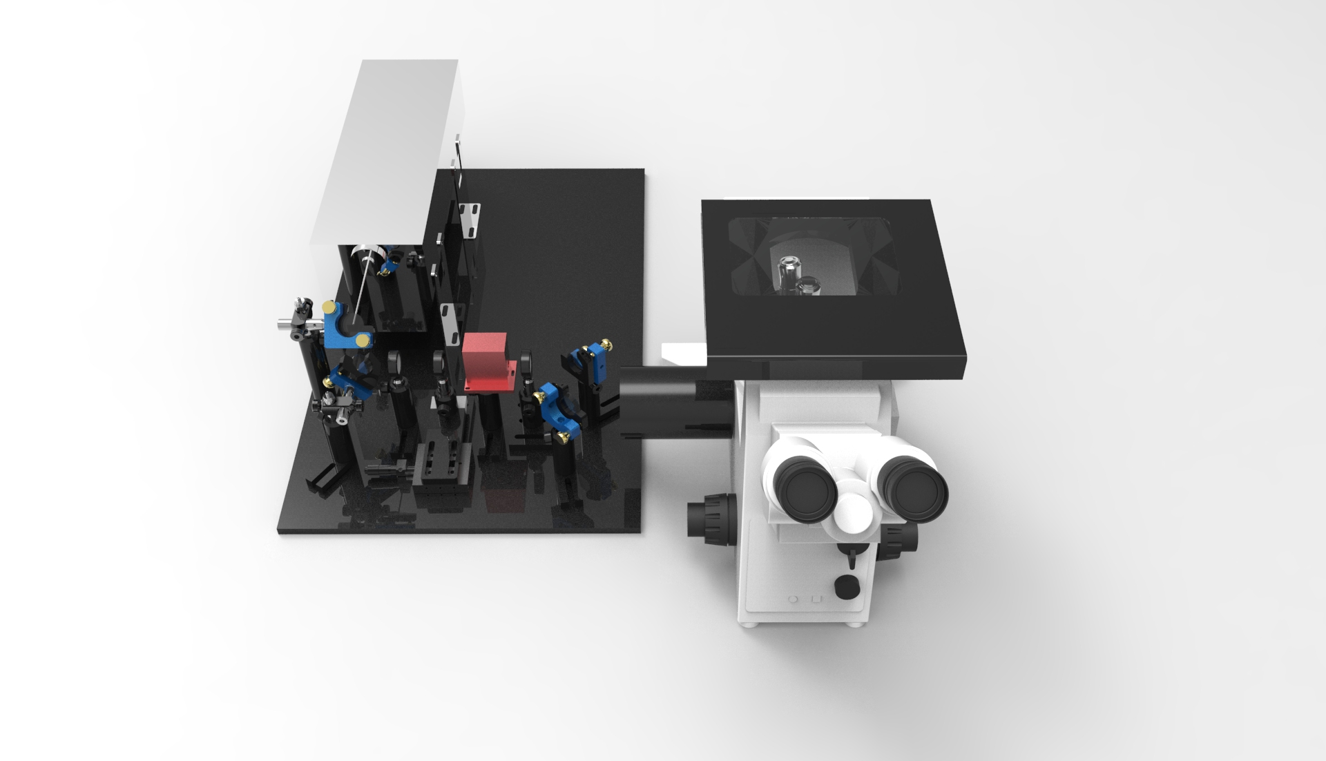 Multiplex Optical Tweezers