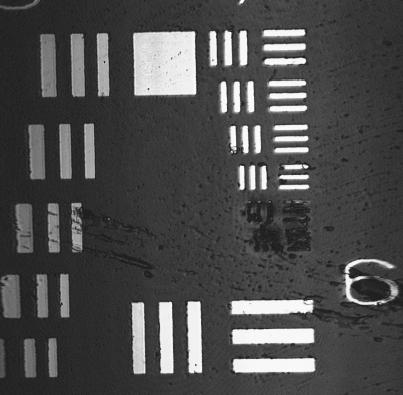 Laser Scanning Image