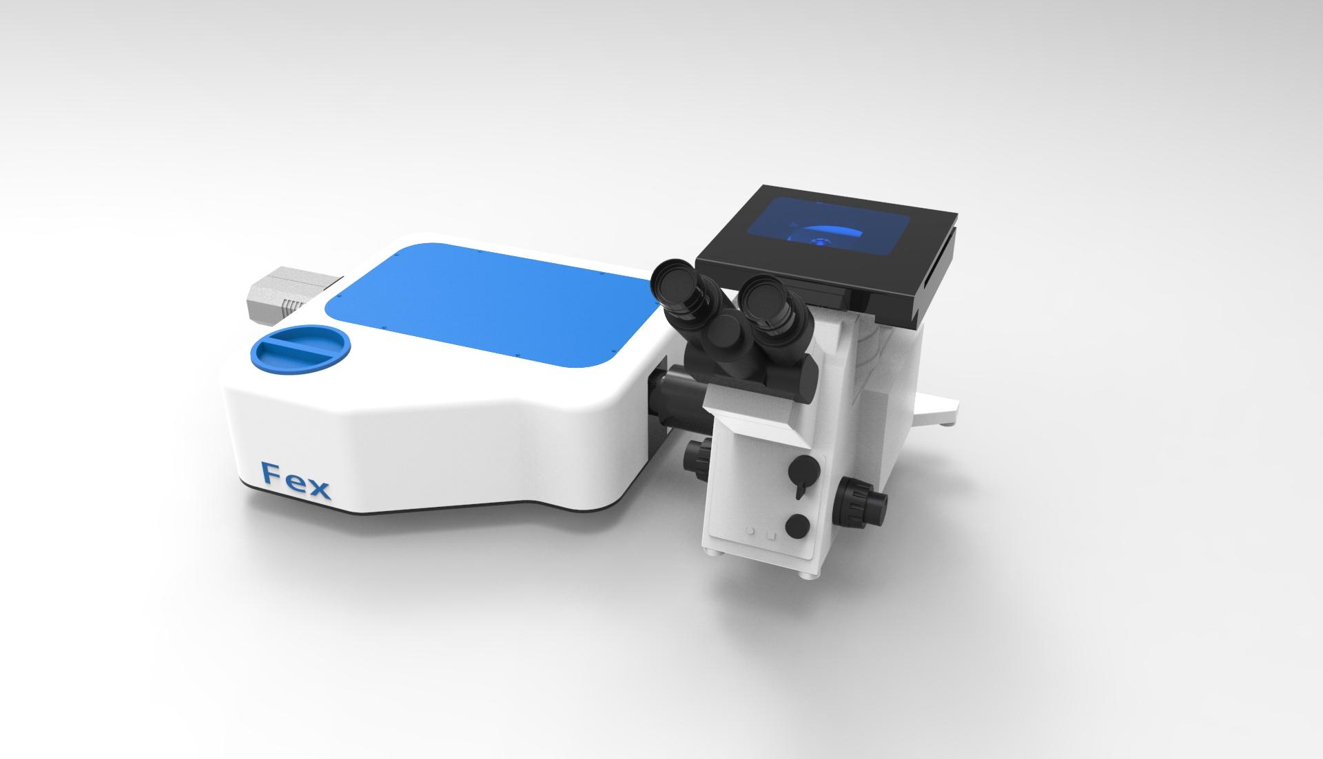 FEX(Inverted) - Raman Spectroscopy