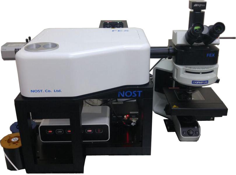 FEX(Upright) - Raman Spectroscopy