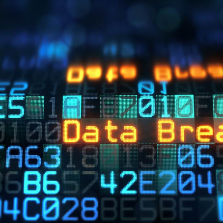 Data Breach can leave you at risk if the hacker want to use that information against You