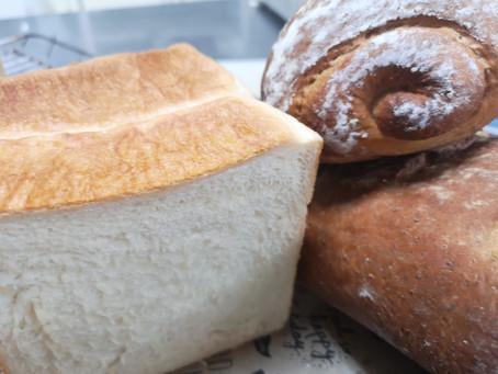食パン&グラハムブレッド