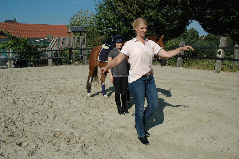 Physiotherapie für Reiter, Sitzschulung, Bewegungstraining, Seminare für Reiter, Bianca Kaiser