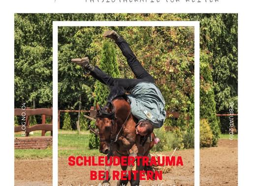 Schleudertrauma bei Reitern – und die gravierenden Folgen auf den gesamten Körper und den Reitersitz