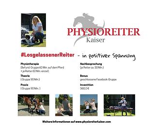 Physioreiter_Kaiser,_#LosgelassenerReite