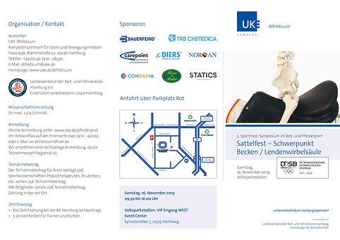 UKE Athleticum 3. Sportmed. Symposium 1.