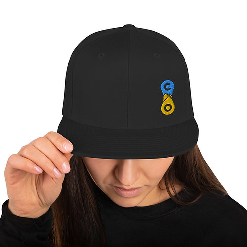 COMBA Chainlink Snapback Hat - Multiple Colors