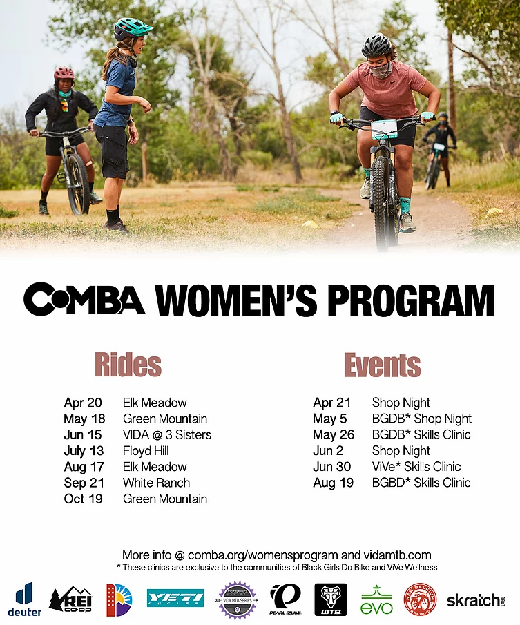 COMBA Womens Program 2021.webp