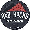 Red Rocks Beer Garden Logo
