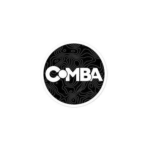 COMBA Logo Sticker - Circle
