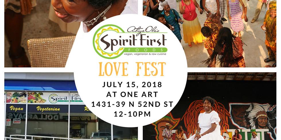Love Fest 2018