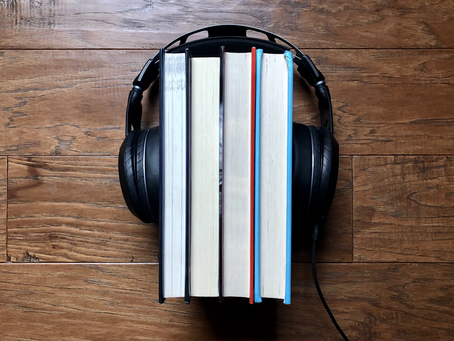 Audiobooks: My New Obsession