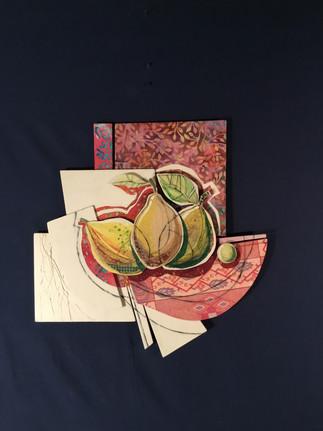 Pear Pear Pear Grape II