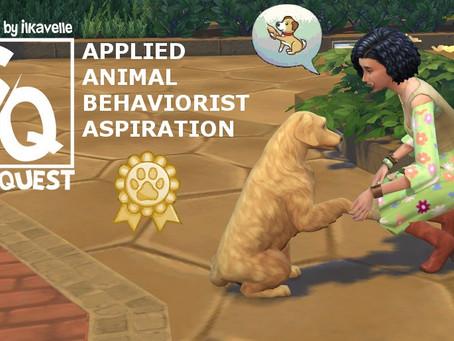 Applied Animal Behaviorist Aspiration