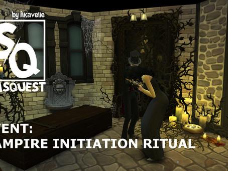 Event: Vampire Initiation Ritual