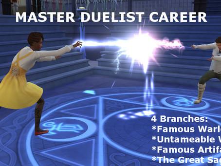 Master Duelist Career