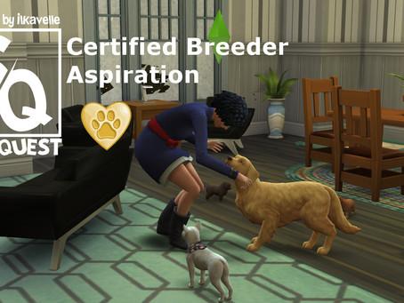 Certified Breeder Aspiration