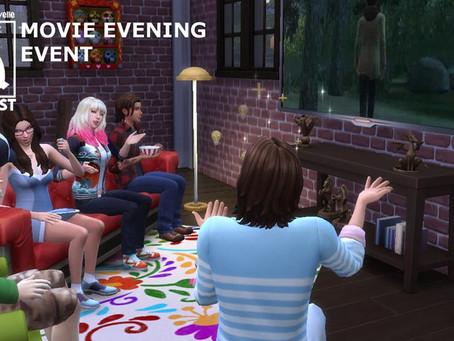 Movie Evening Event