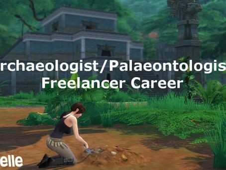 Archaeologist/Palaeontologist Freelancer Career
