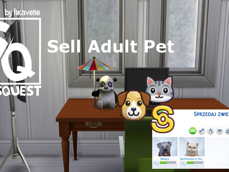 Sell Adult Pet