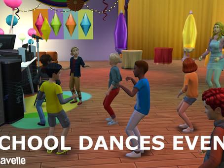 School Dances Event