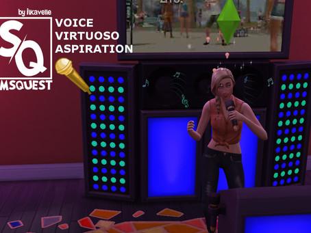 Voice Virtuoso Aspiration