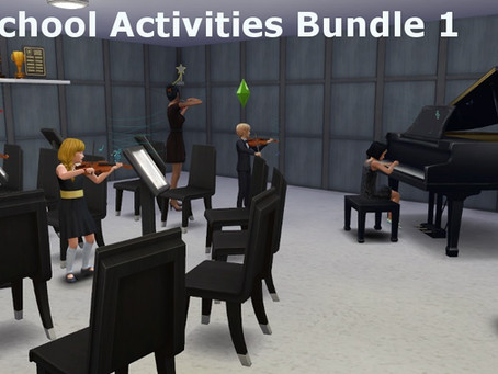 Afterschool Activities Bundle1
