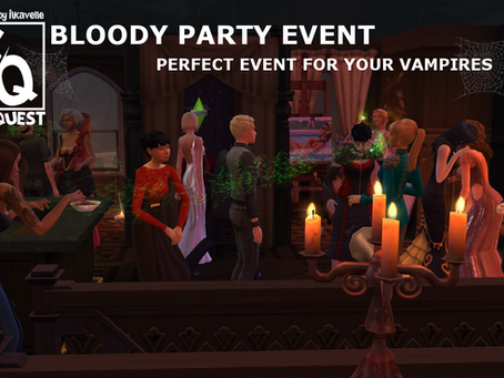 Bloody Party Event