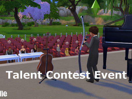 Talent Contest Event