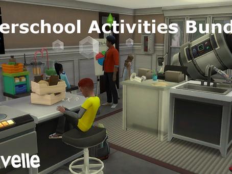 Afterschool Activities Bundle 2