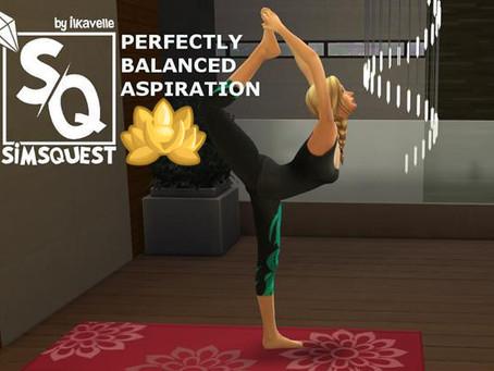 Perfectly Balanced Aspiration