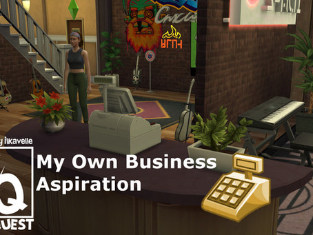 My Own Business Aspiration