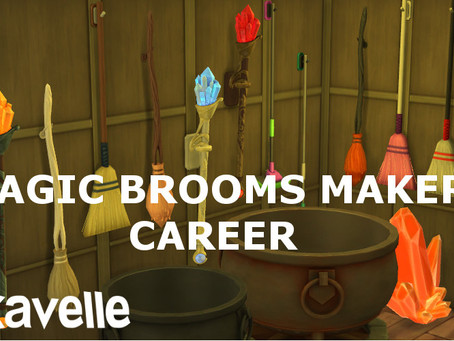 Broomstick Maker Career