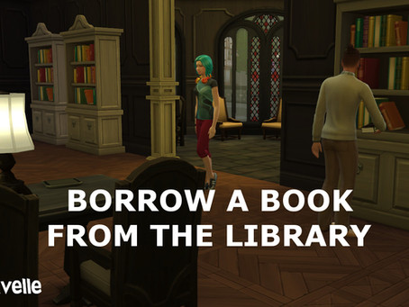 Borrow Books From Library