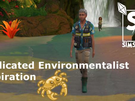 Dedicated Environmentalist Aspiration