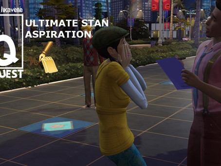 Ultimate Stan Aspiration & Interaction Send Email To Celebrity