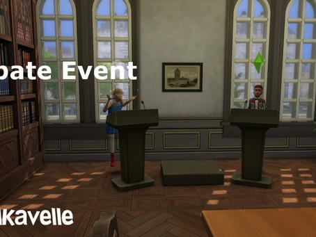 Debate Event