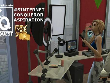#SImternet Conqueror Aspiration