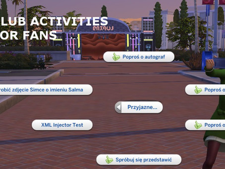 Club Activities for Fans (Get Famous)