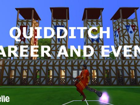 Quidditch Career & Event