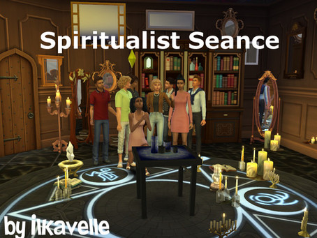 Spiritualist Seance