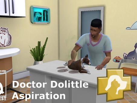 Doctor Dolittle Aspiration