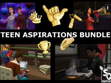 Teen Aspirations Bundle