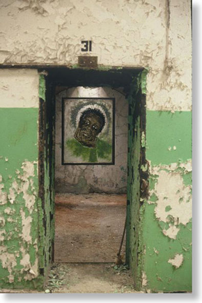 3. Eastern State Penitentiary 5'x5', 199
