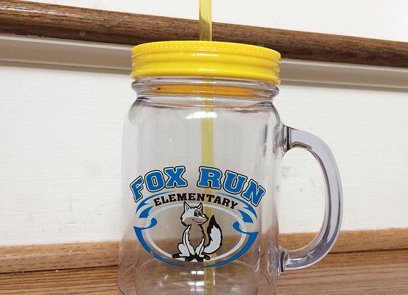 Insulated Mug with Straw