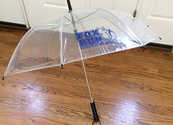 Clear See-Thru Umbrella