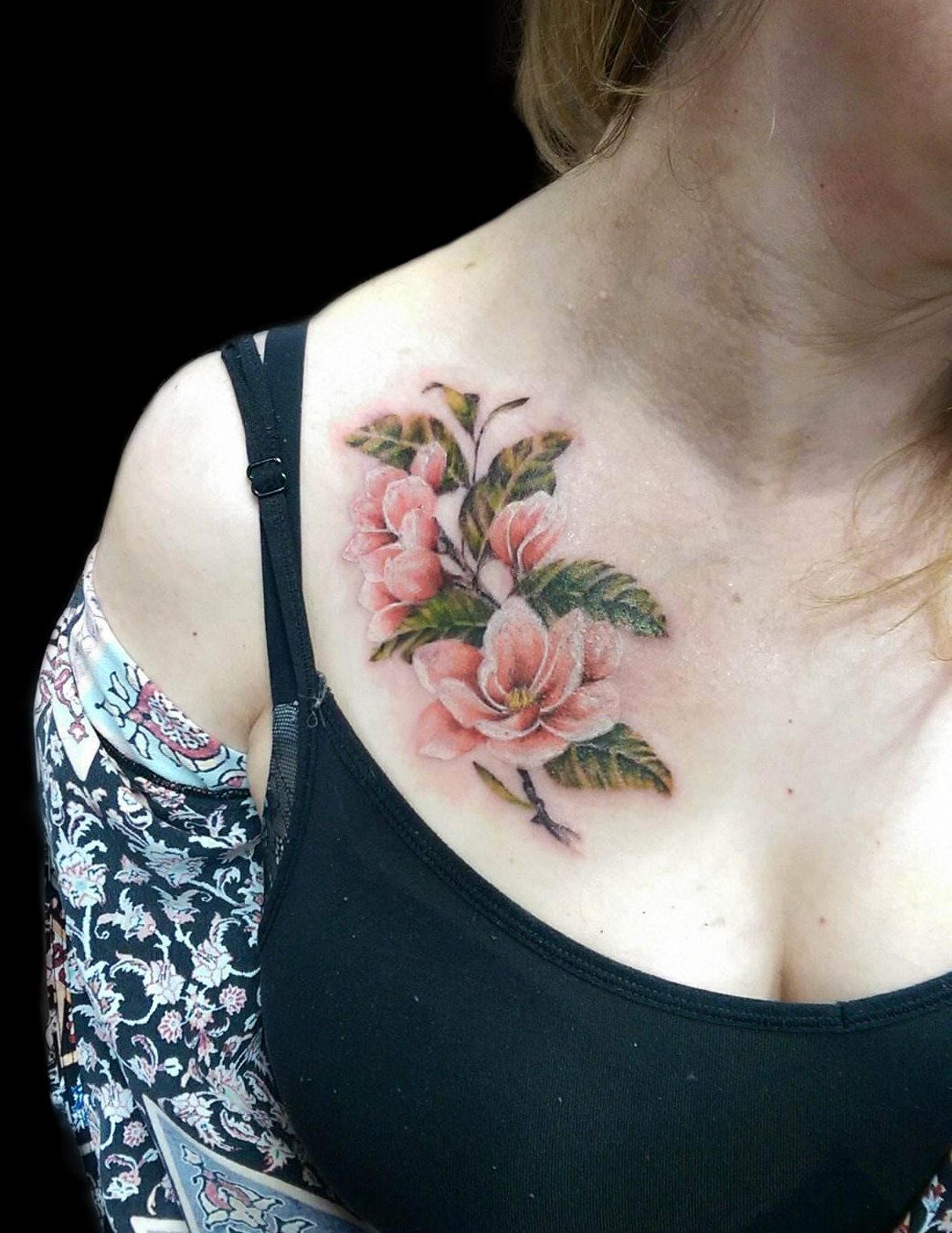 Tattoo by Ana