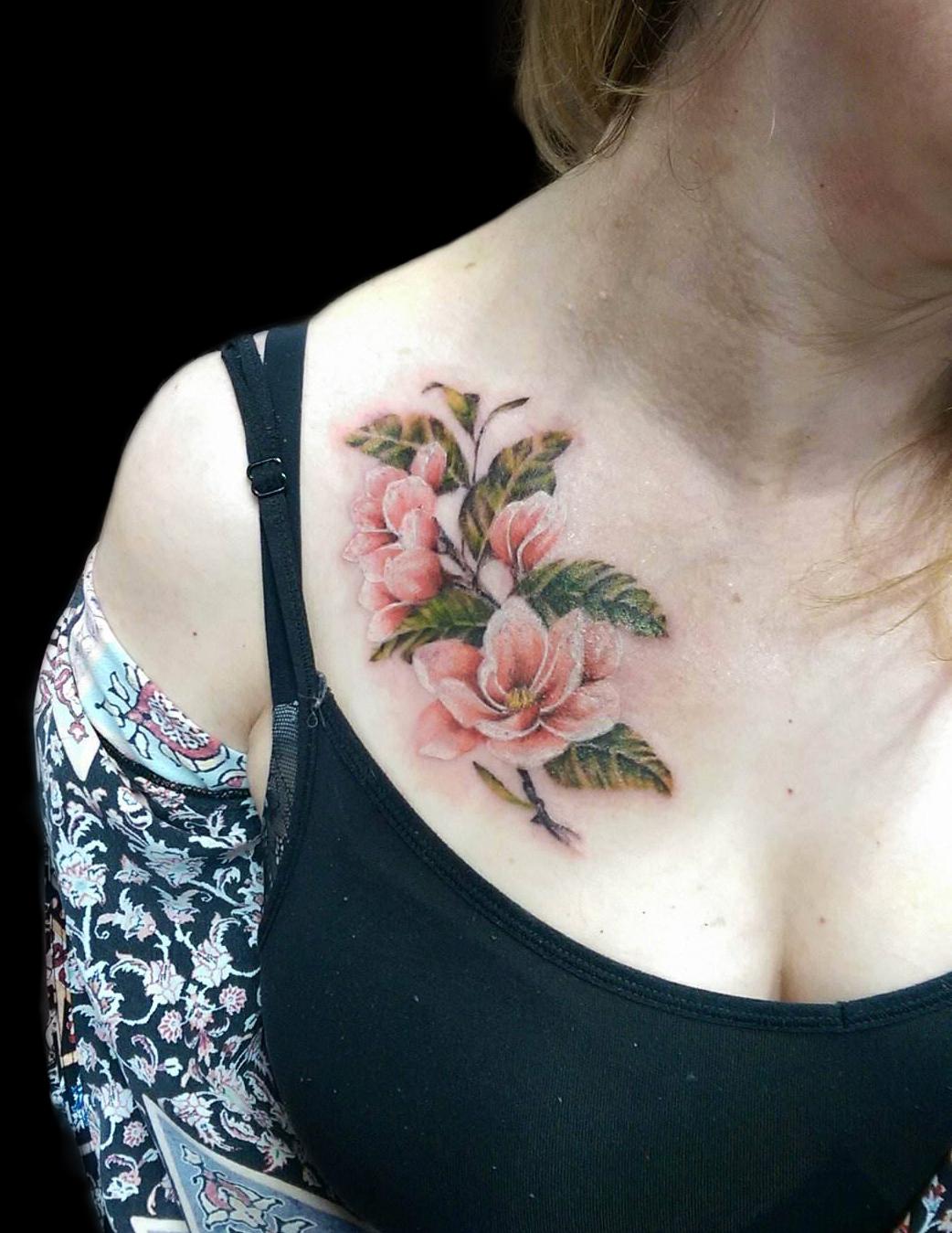 Tattoo by Ana