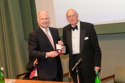 Wlliam Hague and Viscount Montgomery