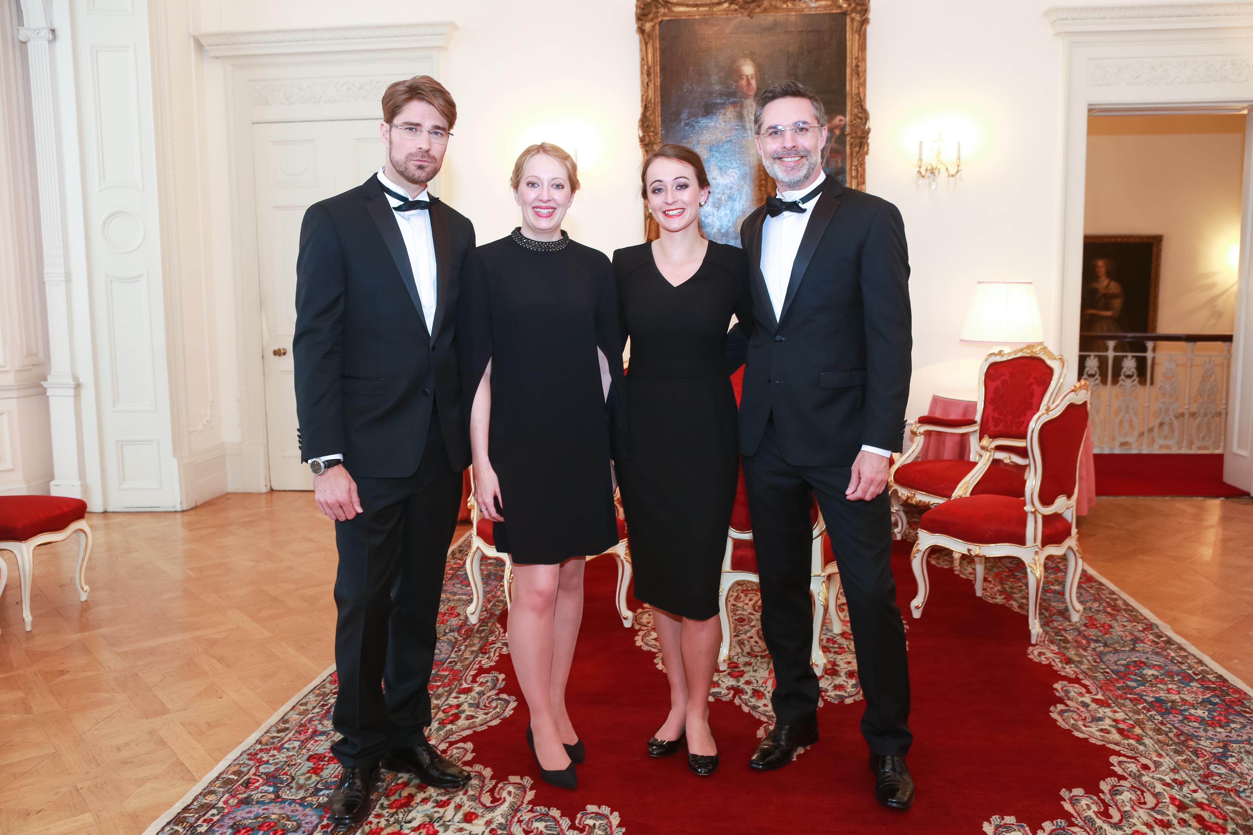 Austria Ambassador Residence event